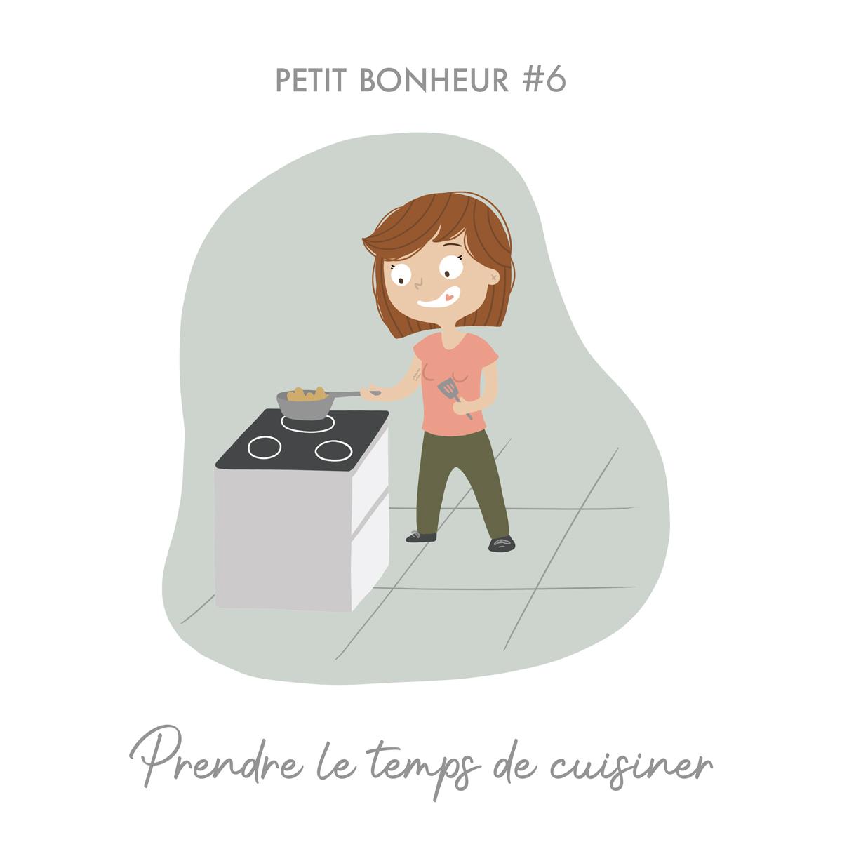 PRENDRE LE TEMPS DE CUISINER